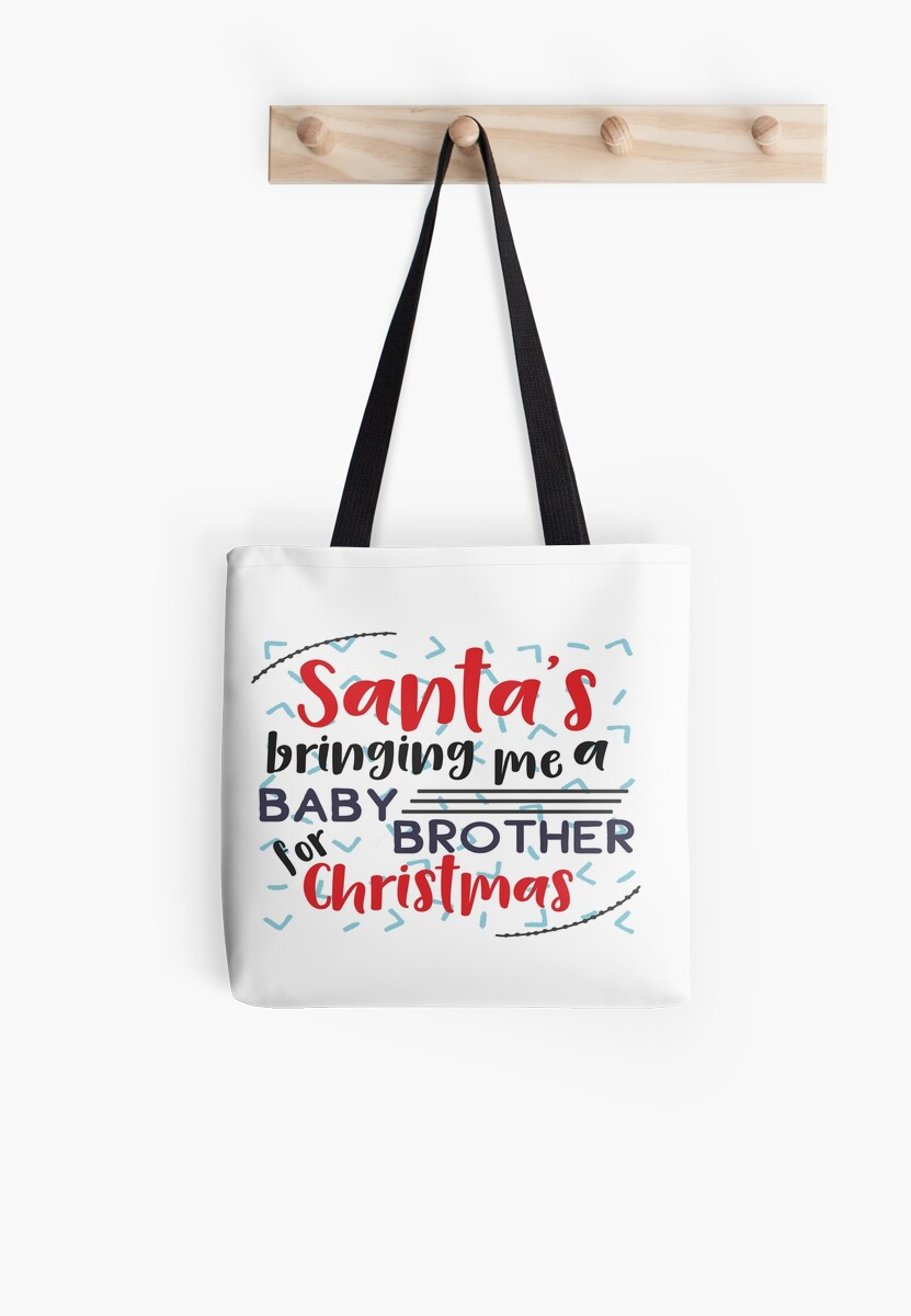 Santa's bringing me a baby brother for christmas  by FloridaTom