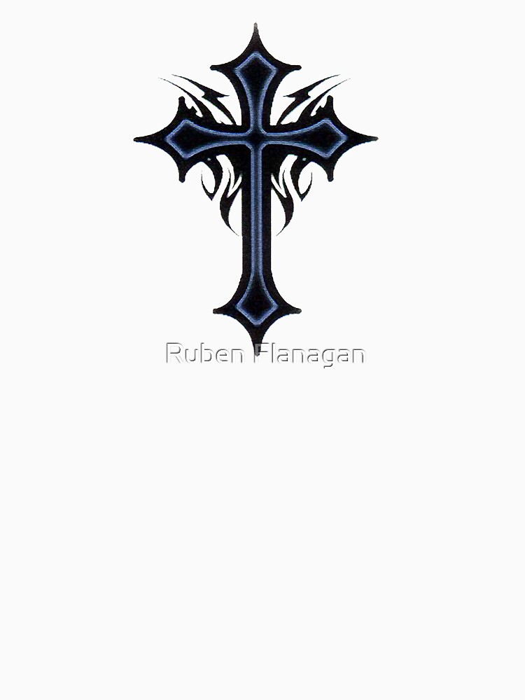 yet another cross by ruben