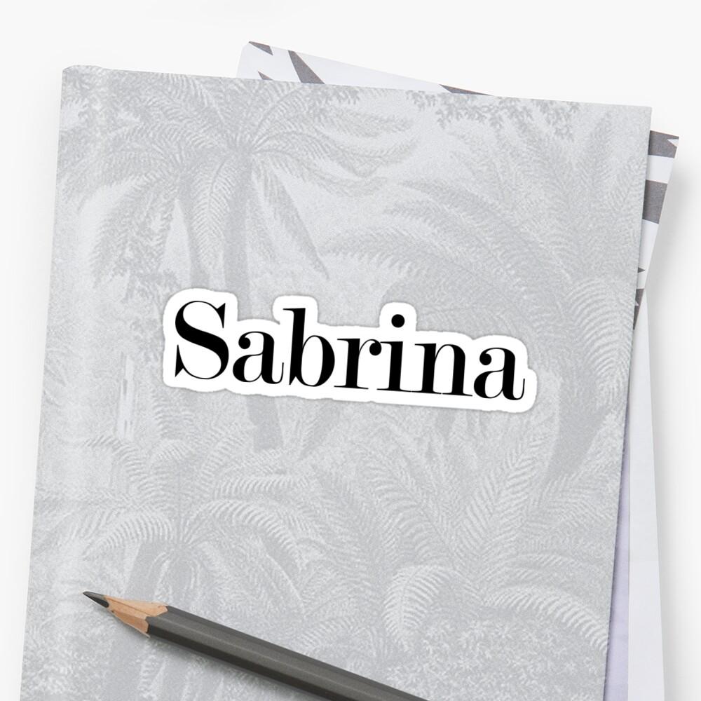 sabrina by arch0wl