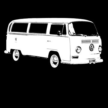 VW T2 Bus by S-p-a-c-e