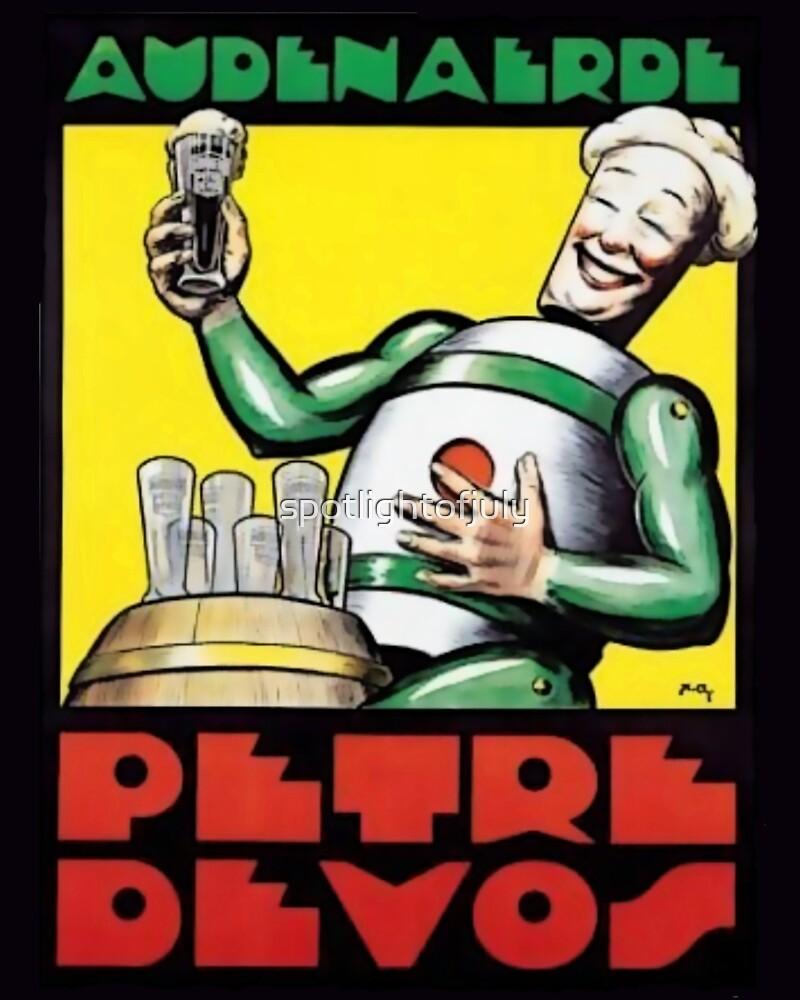 Petro Devos as seen on The Big Bang Theory by spotlightofjuly