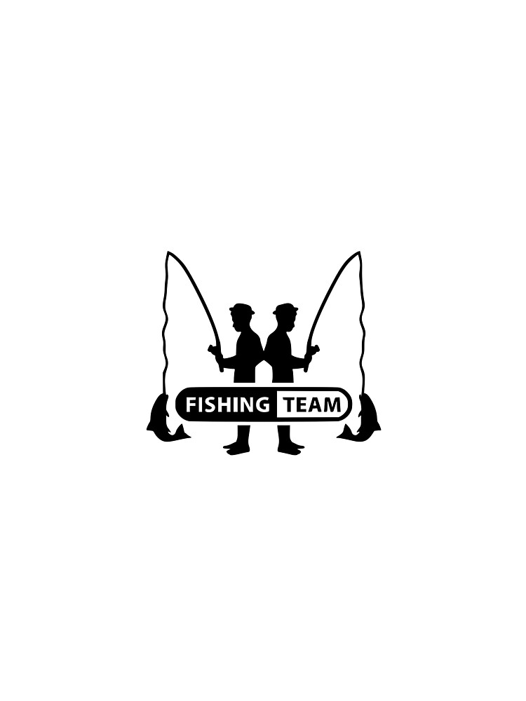 Fishing team white-2 by champ-111