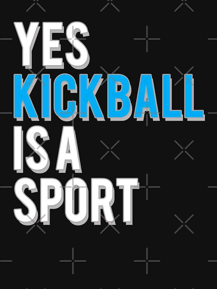 Yes Kickball is a Sport by starider
