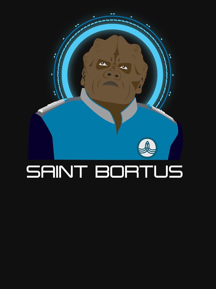 Saint Bortus, Eater of Many by jkwatson5