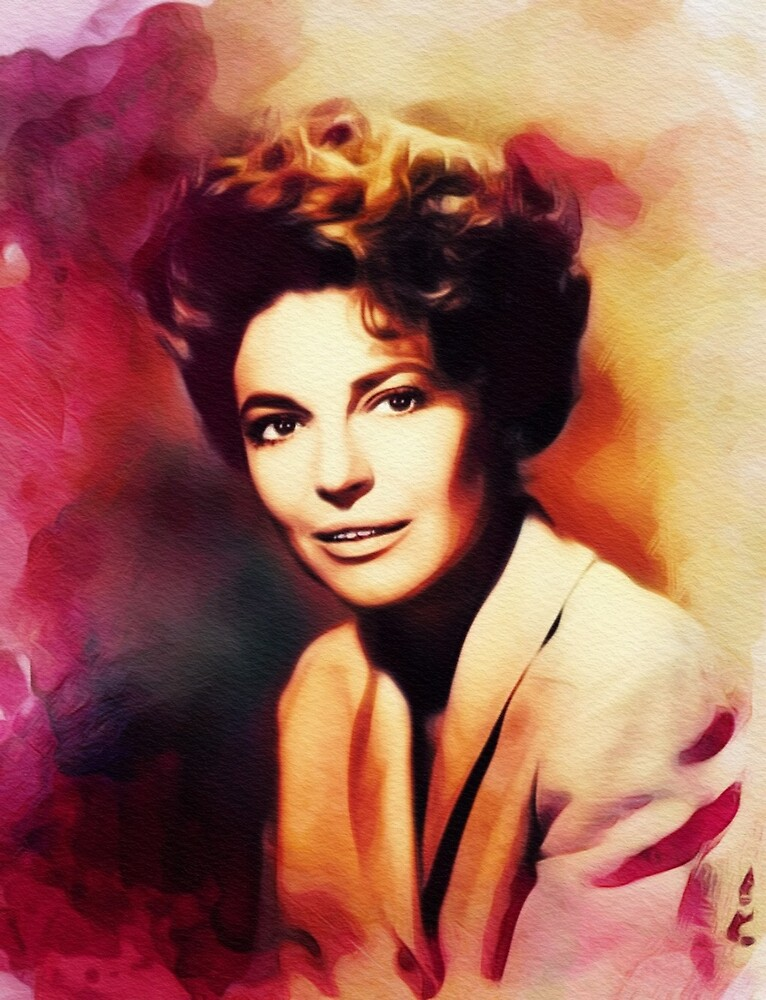 Anne Bancroft, Vintage Actress by SerpentFilms