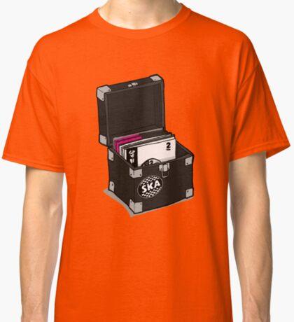 Retro Vinyl Record Box - Ska Classic T-Shirt