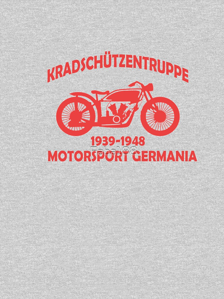 Kradschutzentruppe 1939-1948 Motorsport Germania by Faba188