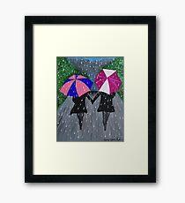 Sisterly Love 3 Framed Print