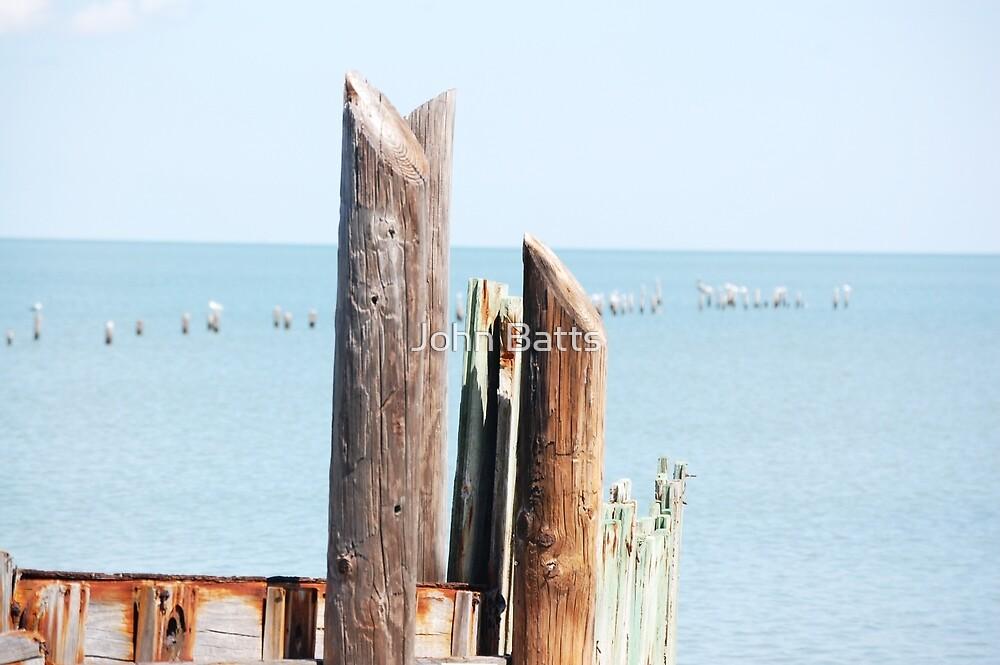 Dock Posts by John Batts