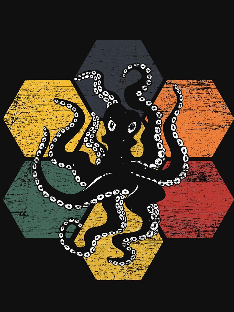 Octopus sucker by GeschenkIdee