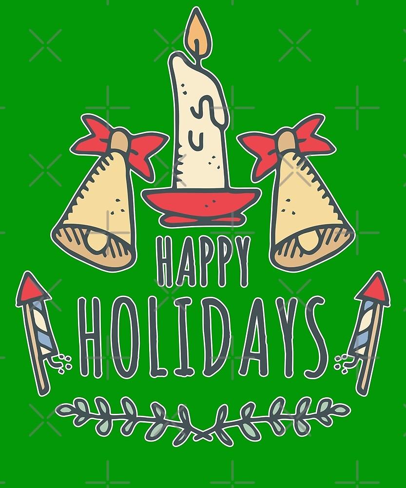 Happy Holidays - Christmas by soondoock