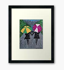 Sisterly Love 4 Framed Print