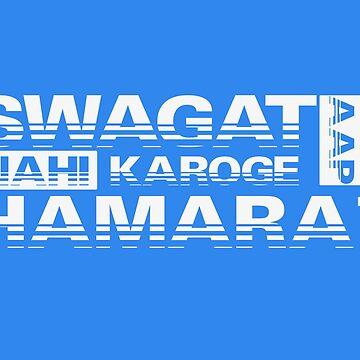 Swagat Nahi Karoge Aap Hamara? - Salman Khan by GoldyMaster07