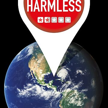 Earth - Mostly Harmless by moviemaniacs