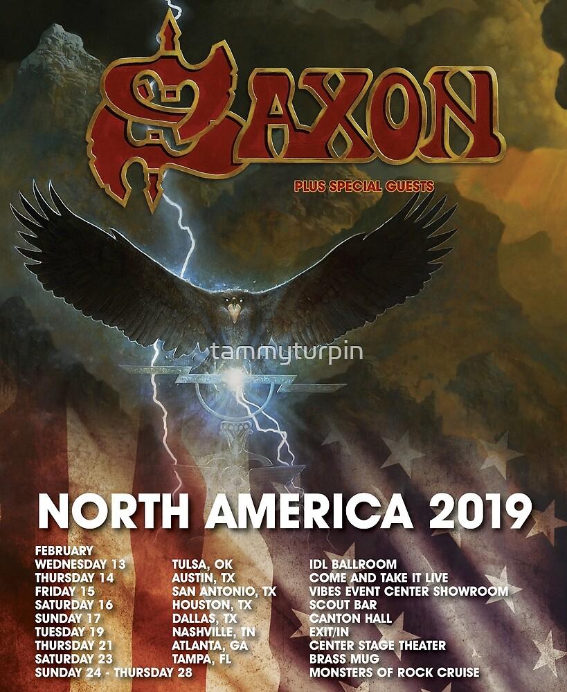 tour 2019 dedek saxon by tammyturpin