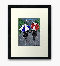 Sisterly Love 5 Framed Print