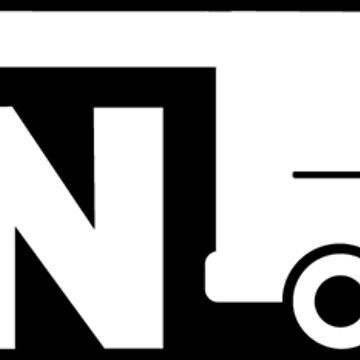 White Vans Van  by Real-Digital