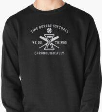 Time Bureau Softball Pullover