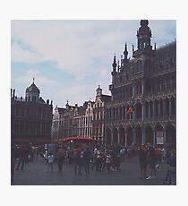 Belgium  Photographic Print