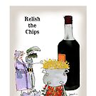 No.24 Relish the Chips by Tony Fernandes