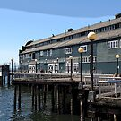 Seattle Downtown Pier by KirtTisdale