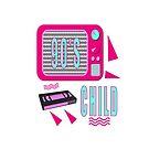 90's Child retro design by jhussar