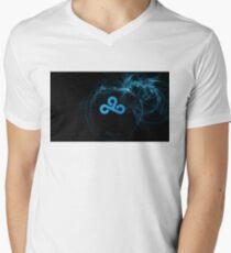Cloud9 Gaming Men's V-Neck T-Shirt