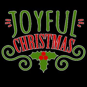 Joyful Christmas by soondoock