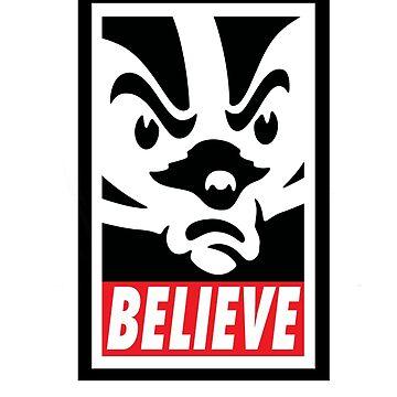 Believe by BeastieAndFlash