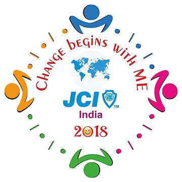 change begins with me jci - India 2018 by JakOmar