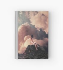 You came from the Clouds Hardcover Journal