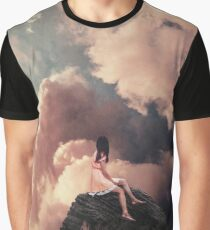 You came from the Clouds Graphic T-Shirt