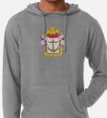 Coat of arms of the Colombian Navy Lightweight Hoodie