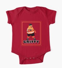 Everybody loves Gritty, new mascot of the Flyers One Piece - Short Sleeve