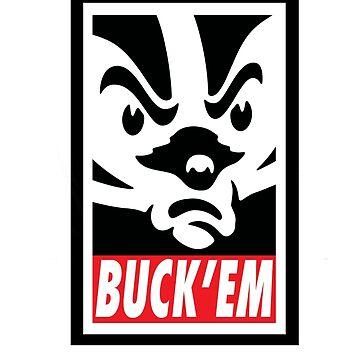 Buck'em by BeastieAndFlash