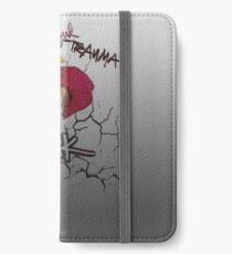 realy pink beauty trauma iPhone Wallet/Case/Skin