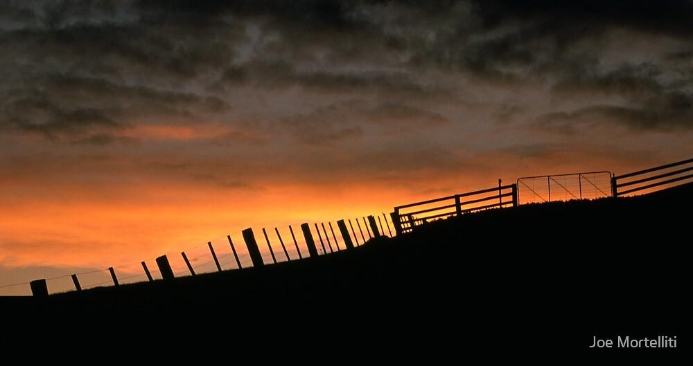 Barrabool Hills Skyline by Joe Mortelliti