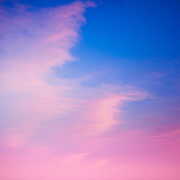 Candy floss sky by MarieCarr