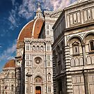 The cathedral of Florence by nicolagiordano