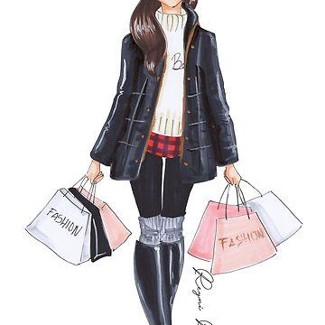 winter shoppping  by reyniramirezfi