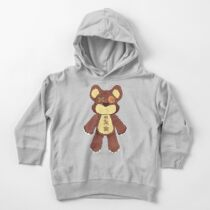 Tibbers Toddler Pullover Hoodie