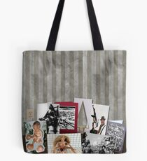 Merry Christmas One and All Tote Bag