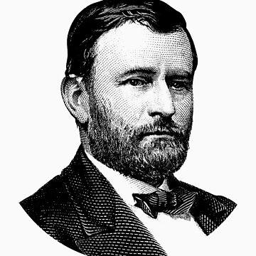 Presidente Ulysses S. Grant de warishellstore