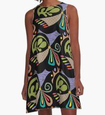 Cozy A-Line Dress