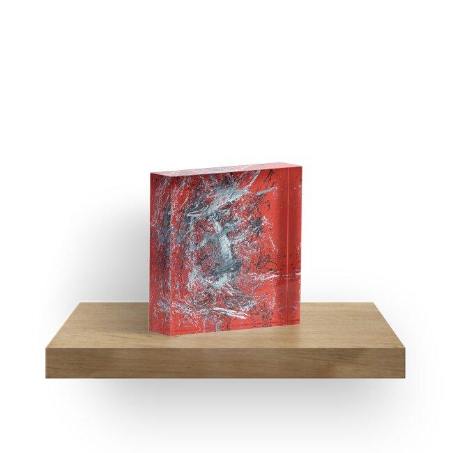« Tumulte » par Martin Boisvert