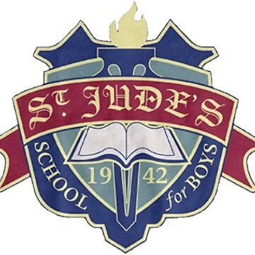 Gossip Girl Saint Judes School For Boys by obiwayne