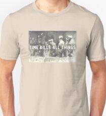 Time Kills Audience Unisex T-Shirt