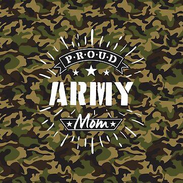 Proud Army Mom by dasha-d