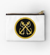 Colombian Navy Sleeve Insignia Zipper Pouch