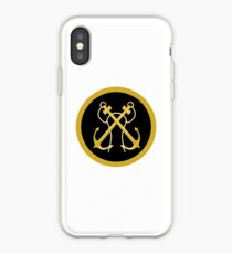 Colombian Navy Sleeve Insignia iPhone Case